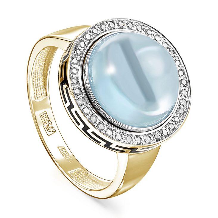 Кольцо 11-21166-8002 золото