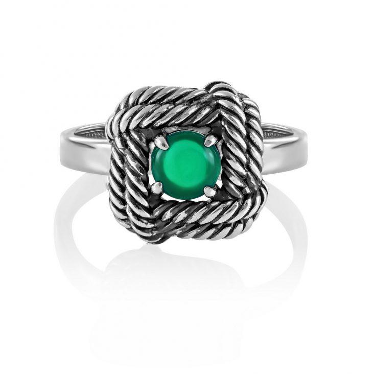 Кольцо 11-242-1983 серебро