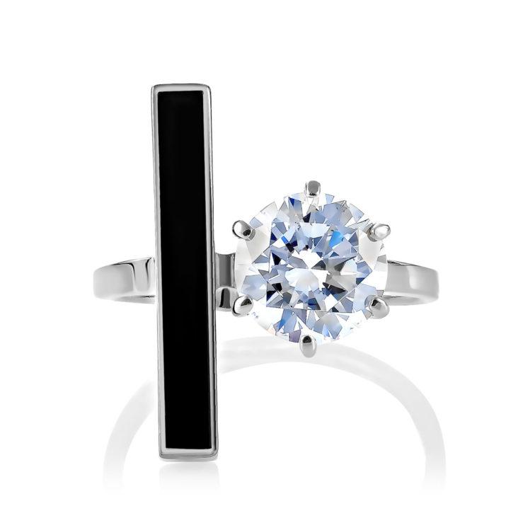Кольцо 11-185-7902 серебро