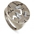 Кольцо 11-143-1298 серебро