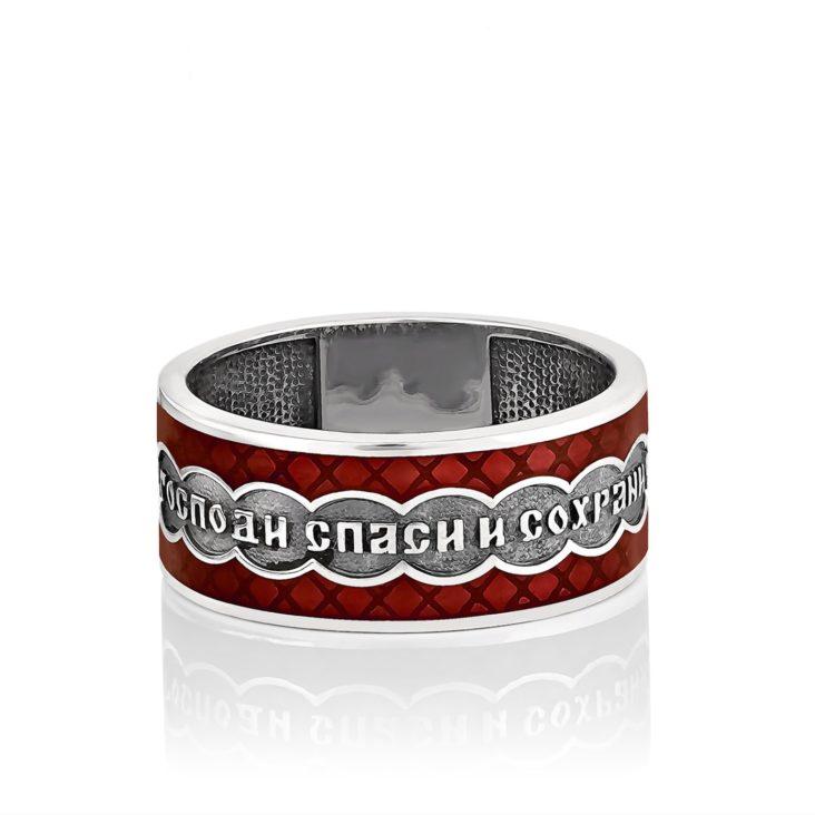 Кольцо 1-032-0018 серебро