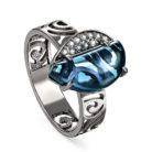 Кольцо 11-179-52189 серебро