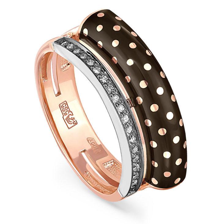Кольцо 11-0965-1002 золото