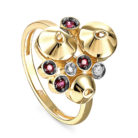 Кольцо 11-21141-2500 золото