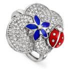 Кольцо 11-100-8101 серебро