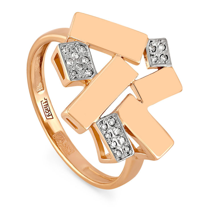 Кольцо 11-0926-1000 золото