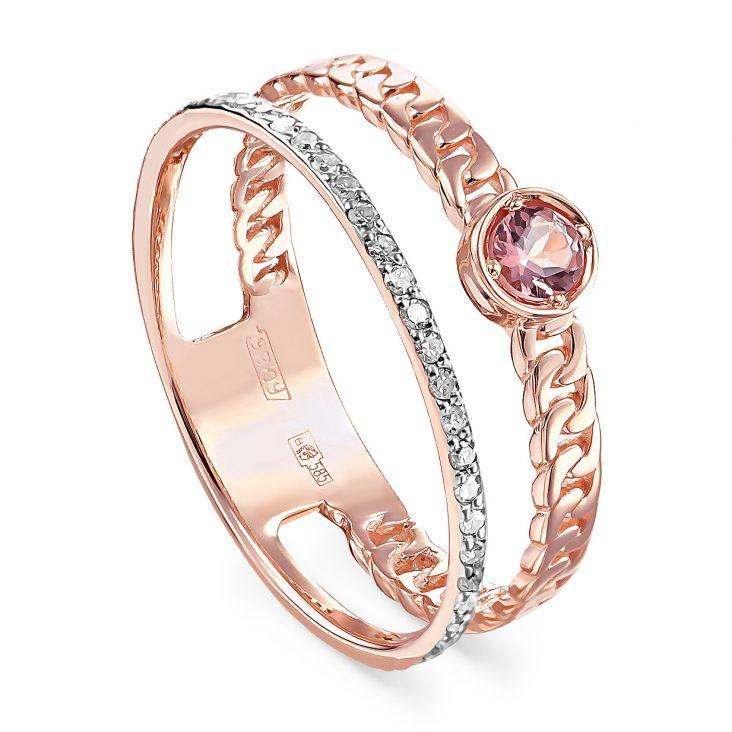 Кольцо 1-0511-5300 золото