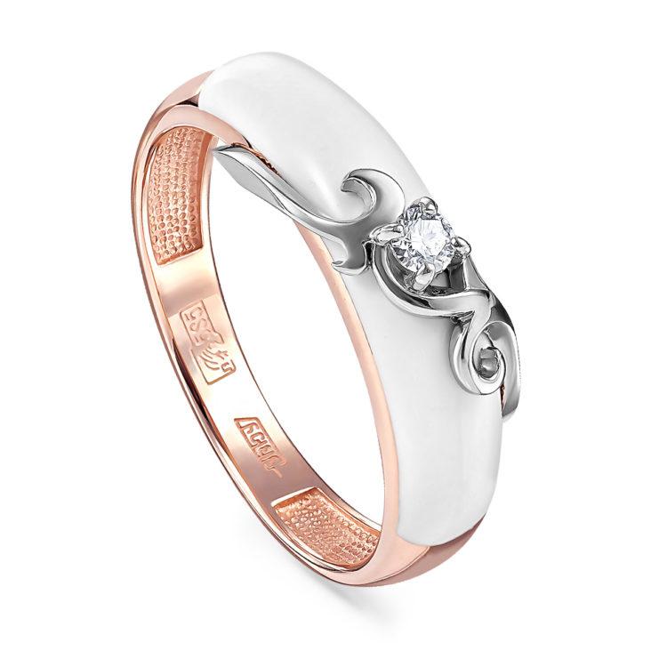 Кольцо 11-01065-1010 золото
