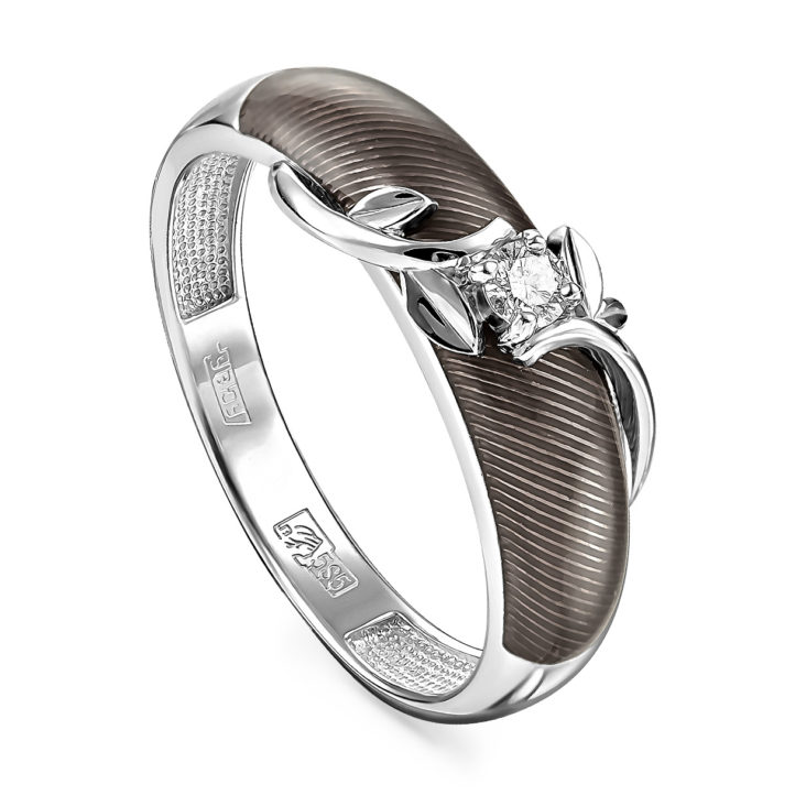 Кольцо 11-11066-1019 золото