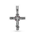 Крест 3-164-8589 серебро