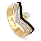 Кольцо 11-21051-1002 золото