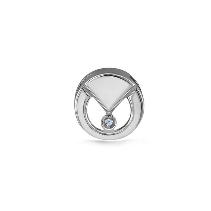 Подвеска 13-230-1000 серебро