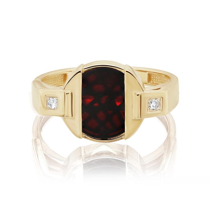 Кольцо 11-21356-3500 золото