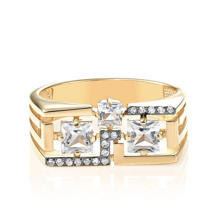 Кольцо 11-21112-5500 золото