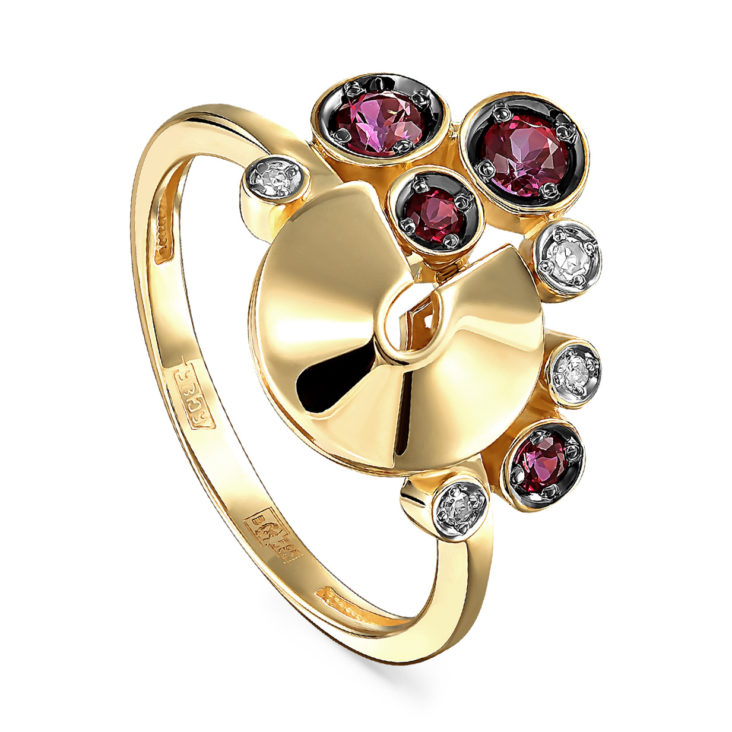 Кольцо 11-21133-2500 золото
