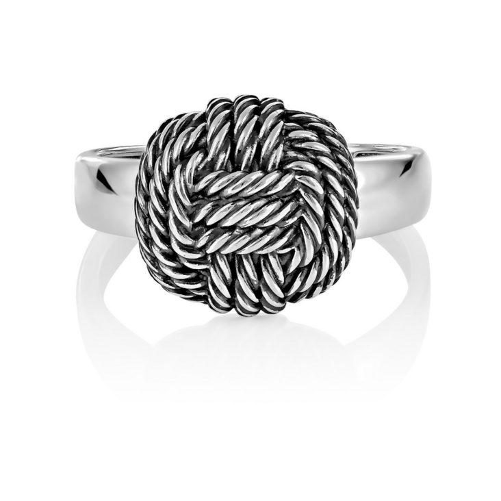 Кольцо 11-250-0083 серебро