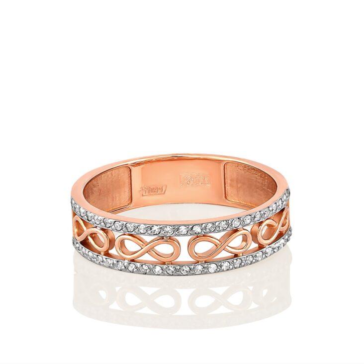 Кольцо 1-0426-1000 золото
