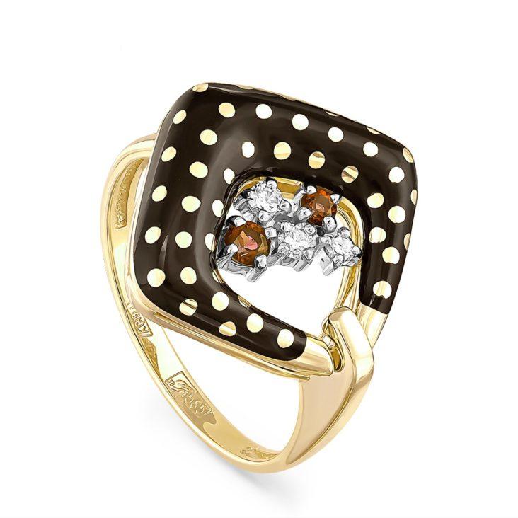 Кольцо 11-2979-2502 золото