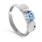 Кольцо 11-256-73100 серебро