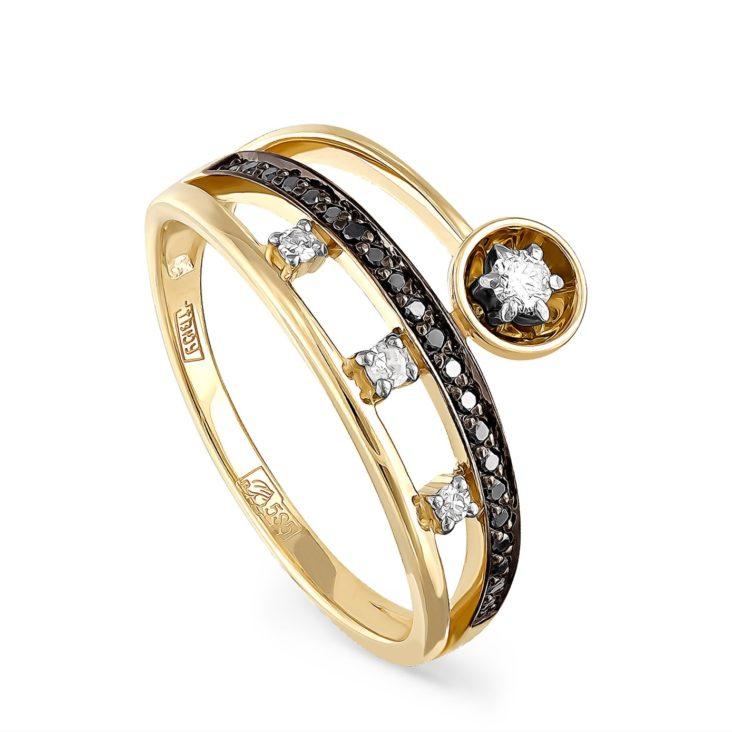Кольцо 1-2404-2000 золото