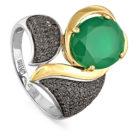 Кольцо 11-2498-1900 золото