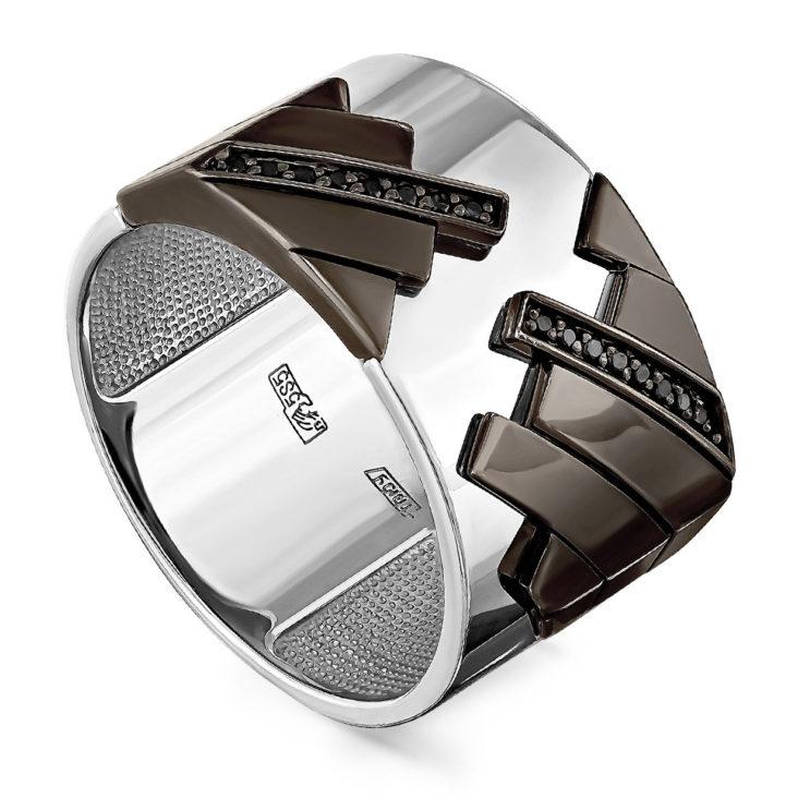 Кольцо 11-159-8100 серебро