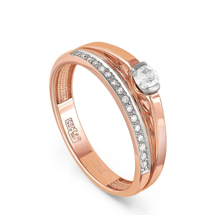 Кольцо 1-0326-1000 золото