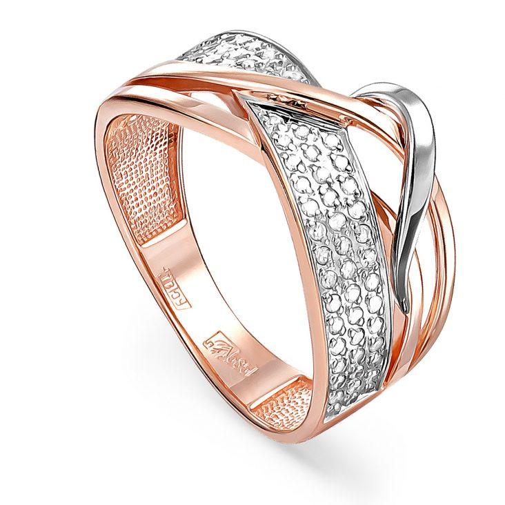 Кольцо 1-0482-1000 золото