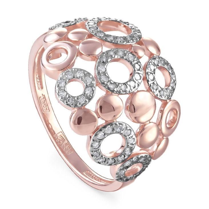Кольцо 11-0694-1000 золото