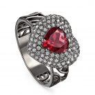 Кольцо 11-175-2189 серебро