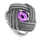 Кольцо 11-241-10283 серебро