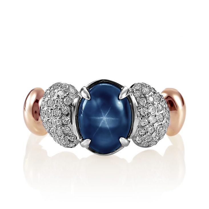 Кольцо 11-01152-1400 золото