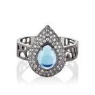 Кольцо 11-176-7089 серебро