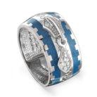 Кольцо 11-024-8103 серебро