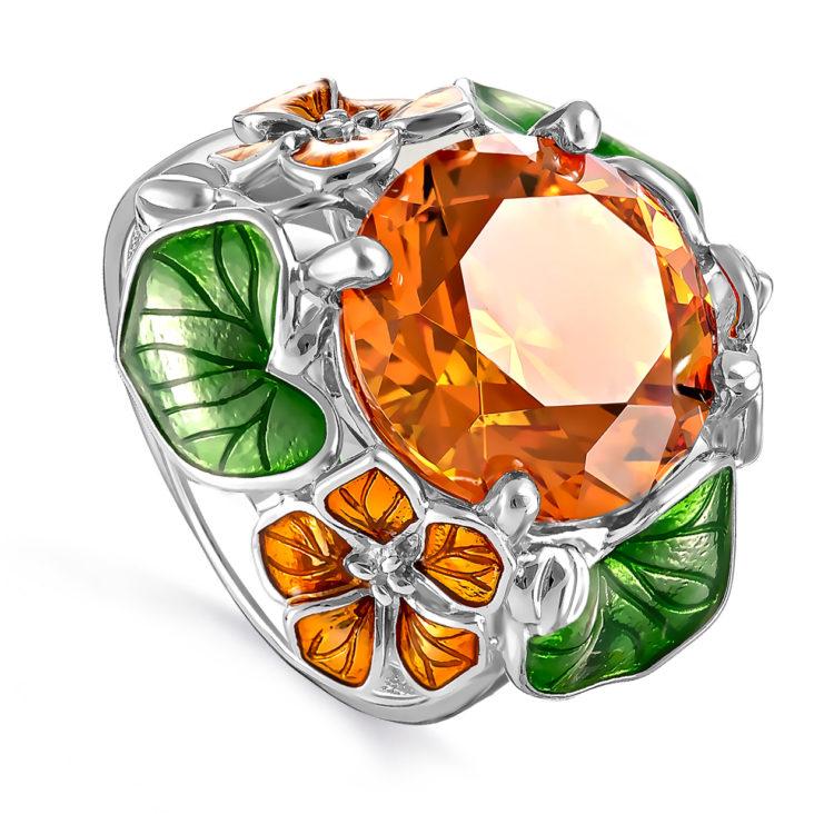 Кольцо 11-227-52601 серебро