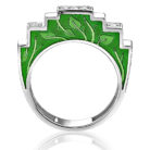 Кольцо 1-039-7901 серебро