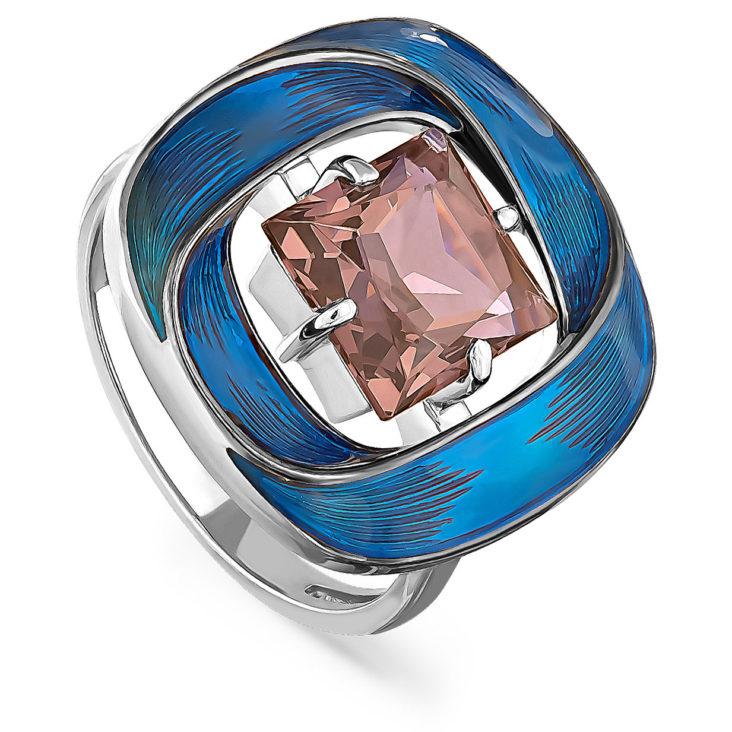 Кольцо 11-153-7307 серебро