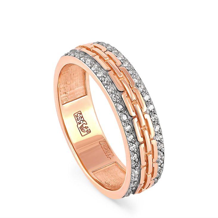 Кольцо 1-0422-1000 золото