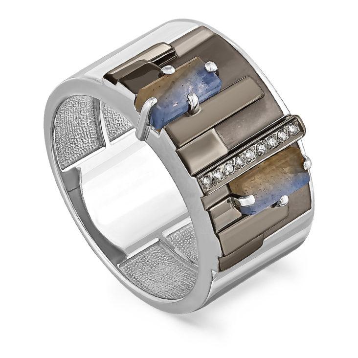 Кольцо 11-161-6519 серебро