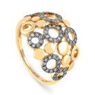 Кольцо 11-2694-1000 золото