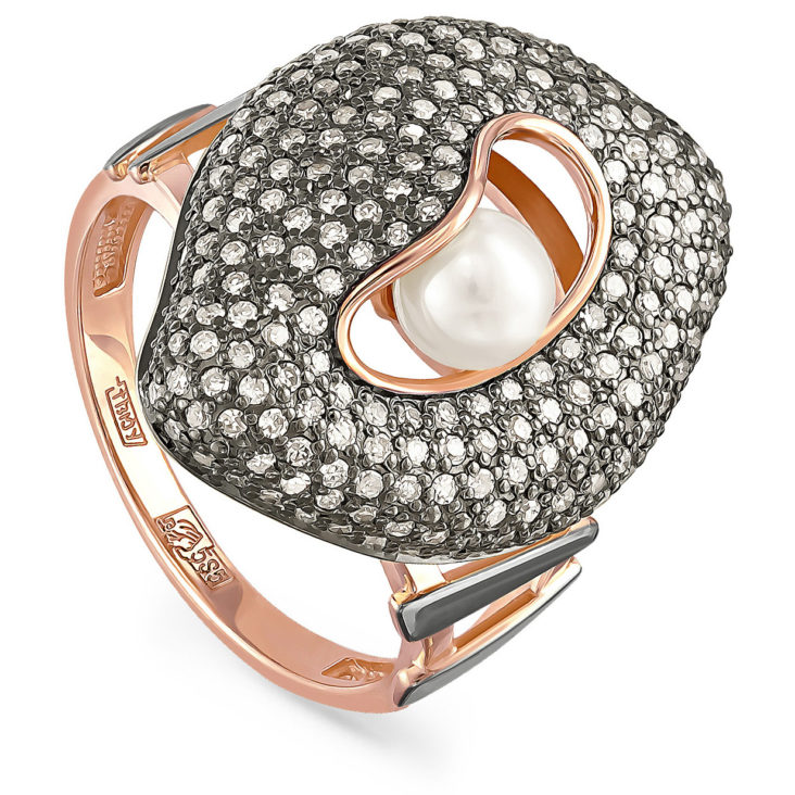 Кольцо 11-0987-1500 золото