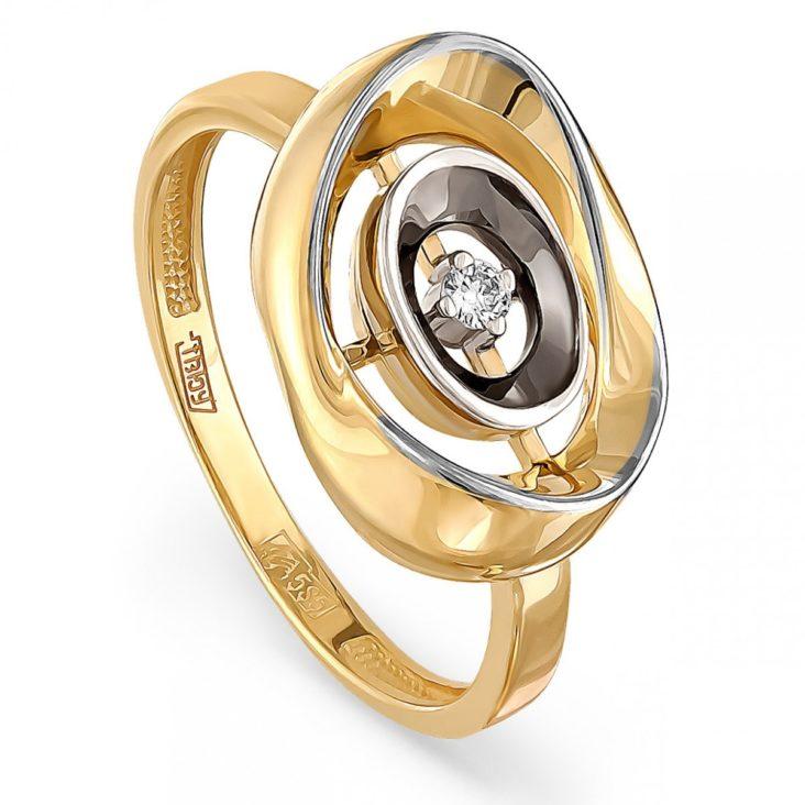 Кольцо 11-21002-1000 золото