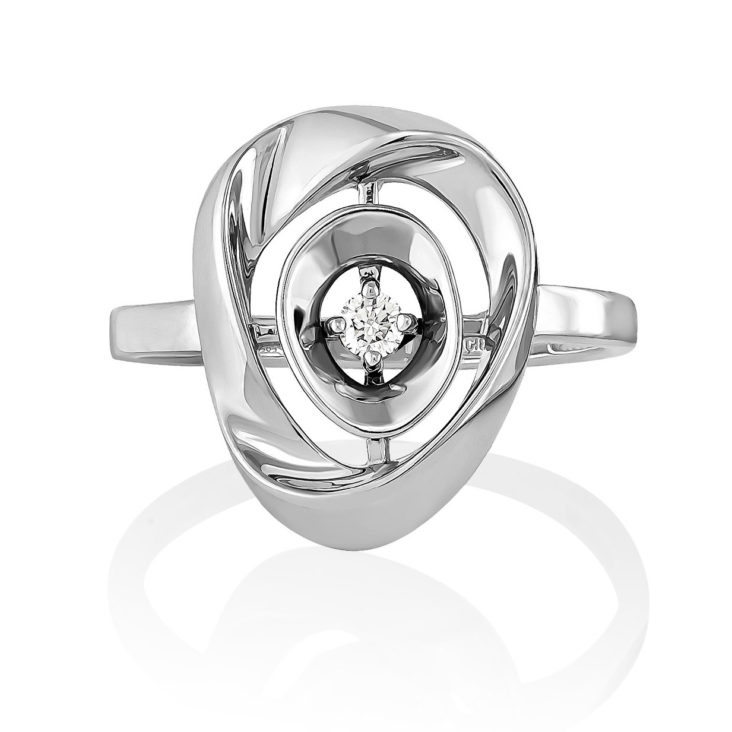 Кольцо 11-11001-1000 золото