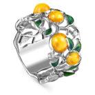 Кольцо 11-162-1001 серебро