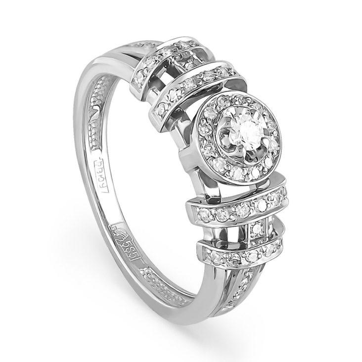 Кольцо 11-1770-1000 золото