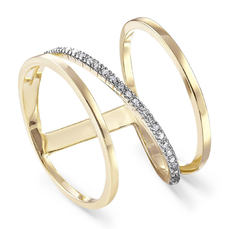 Кольцо 1-2411-1000 золото