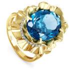 Кольцо 11-2806-2300 золото