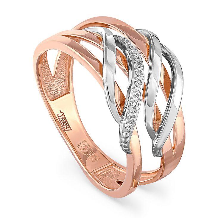Кольцо 1-0479-1000 золото