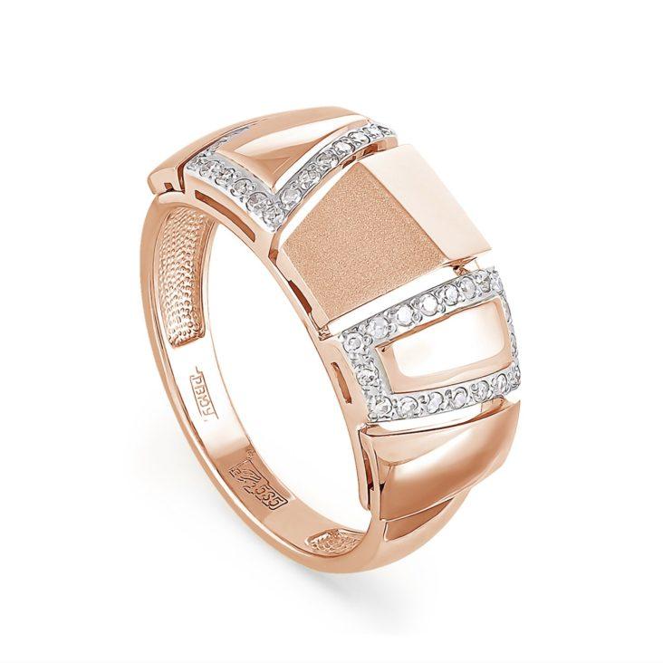 Кольцо 11-0707-1000 золото