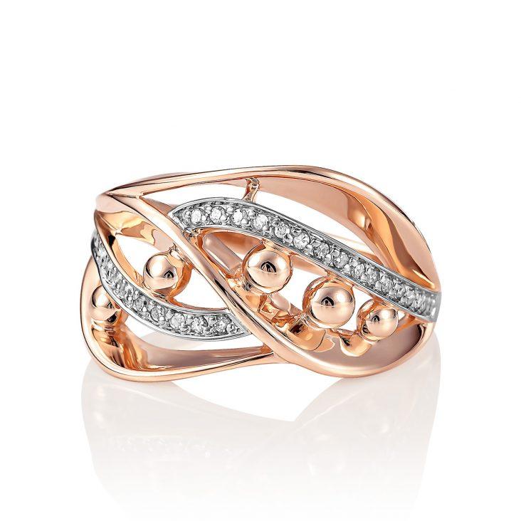Кольцо 11-01130-1000 золото